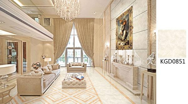 10款现代潮流客厅设计欣赏